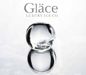Glace ice cubes